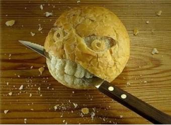 Broodje met een bite