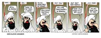 Sjove de Arabier