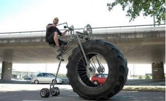 Vette fiets!