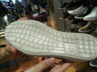 qwerty shoe