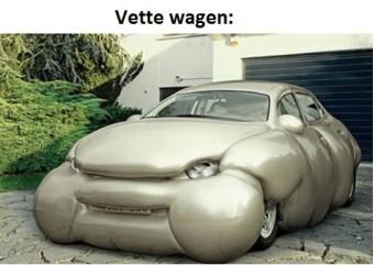 Vette Wagen!