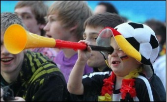 Vuvuzela-Verrekijker